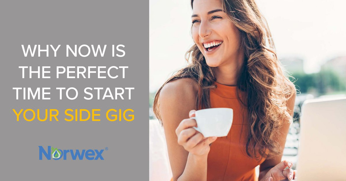 Why Now is the Perfect Time to Start your Side Gig